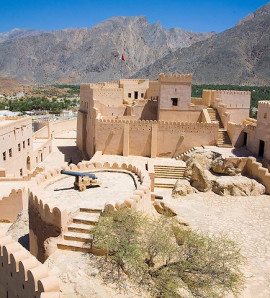 Muscat: The North and Nakhl Village Tour