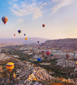 Istanbul: Full Day Tour Of Cappadocia With Air