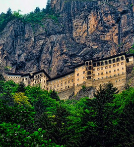 Istanbul: Full Day Tour Of Trabzon To Sumela Monastery And St. Sophia Church