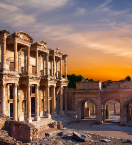 Istanbul: Full Day Tour To Ephesus And St. Mary's House