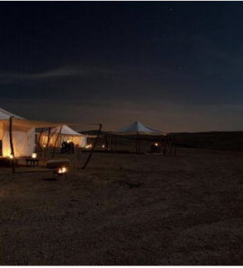 Over Night Desert Safari Tour