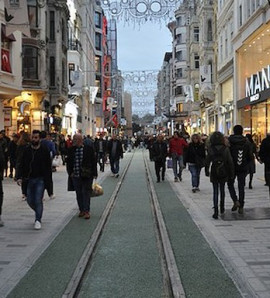 Istanbul: Full-Day Tour of Istiklal Street and Galata District