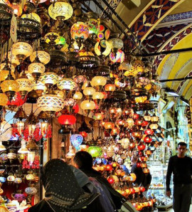 Istanbul: Walking Tour in the Grand Bazaar