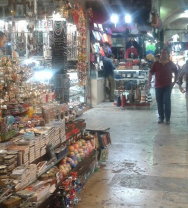 Istanbul: Walking Tour in the Divan Yolu and the Grand Bazaar