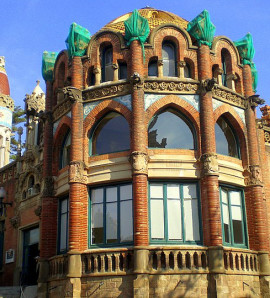 Barcelona: Sant Pau Art Nouveau Walking Tour