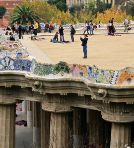 Barcelona: Park Guell Walking Tour