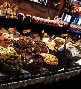 Barcelona: Chocolate and Sweets Tasting Experience